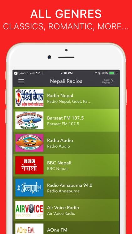 Nepali FM Radios screenshot-3