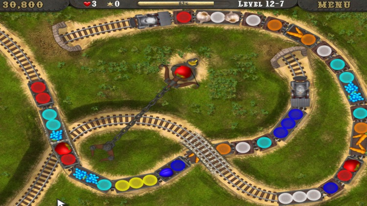 Loco Train screenshot-1