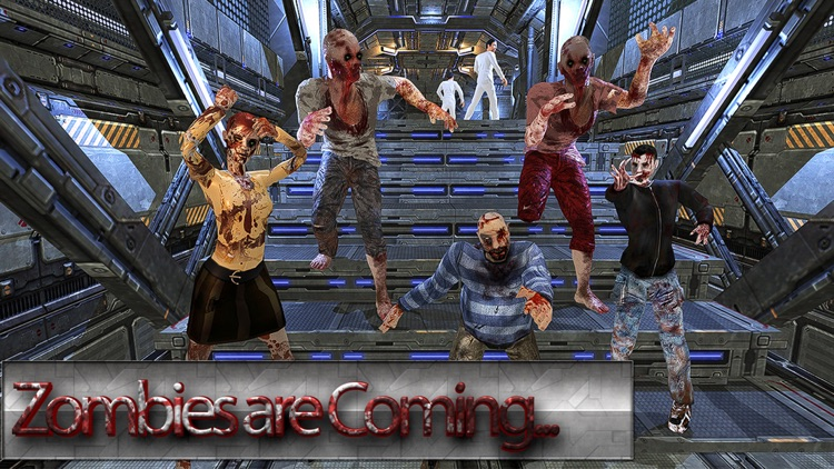 Zombies FPS Shooting Game 2018