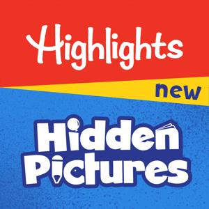 Hidden Pictures Puzzles ios app