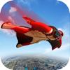 Skydiving Wingsuit Sky jump
