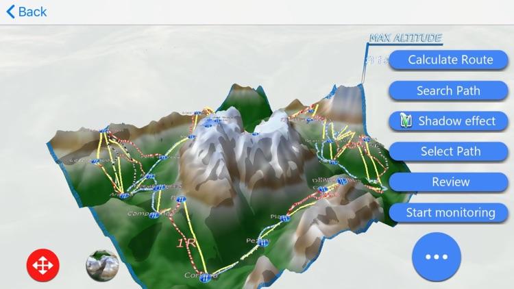 3DSkiTracks - Switzerland