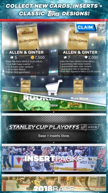 NHL SKATE: Hockey Card Trader screenshot-5