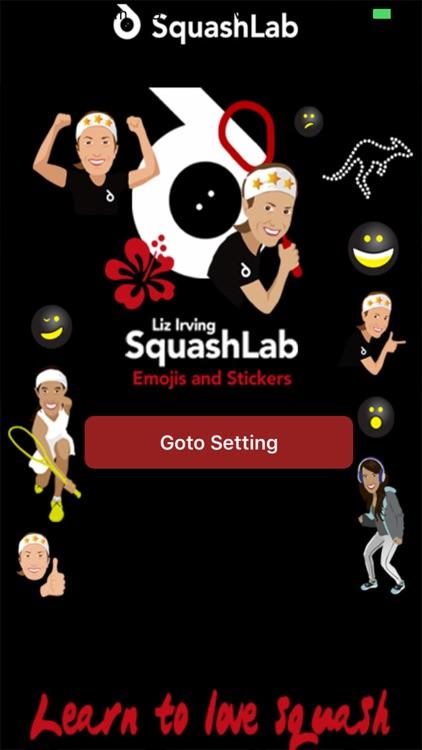 Liz Irving SquashLab Emojis