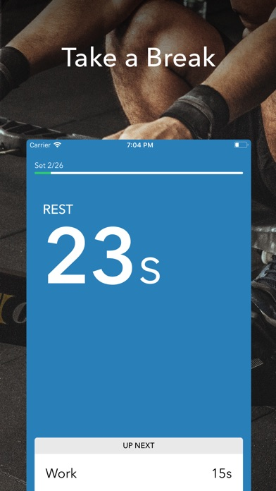BURN - HIIT Workout Timer Screenshots