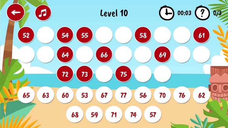 Alphabet & Number Puzzle screenshot-3