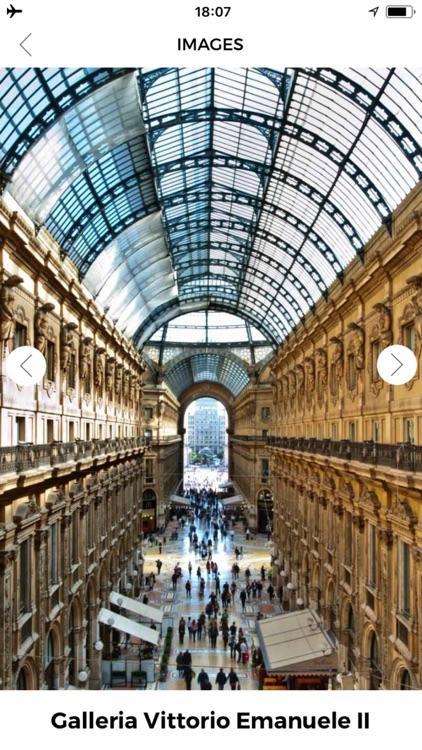 Milan Travel Guide Offline