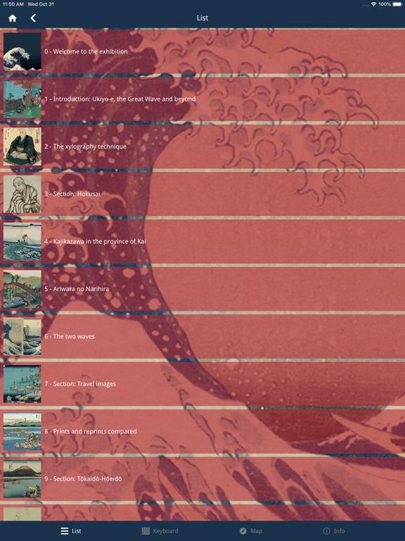 Hokusai Hiroshige Oltre l'Onda screenshot 10