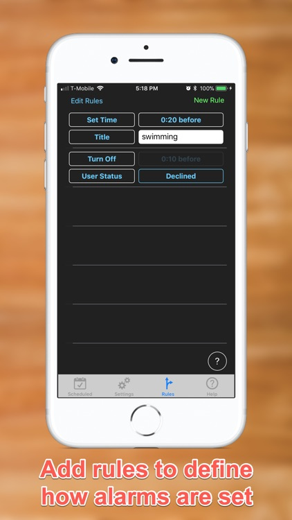 Calarm screenshot-2