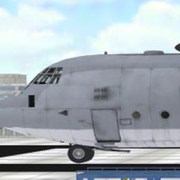 Cargo Truck Loader Airplane