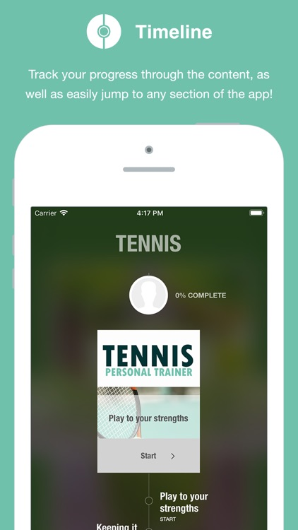 Tennis: Personal Trainer screenshot-0