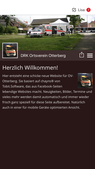 DRK Ortsverein Otterberg screenshot 1