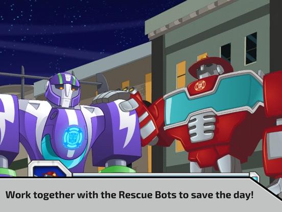 Transformers Rescue Bots screenshot 9