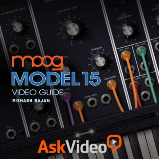 Video Course For Moog Model 15