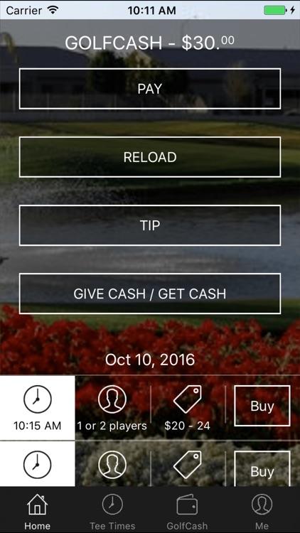 Augusta Ranch Golf Tee Times screenshot-4