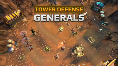 Tower Defense Generals TDScreenshot von 1