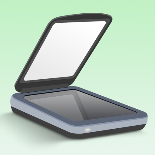 TurboScan™: document scanner application logo
