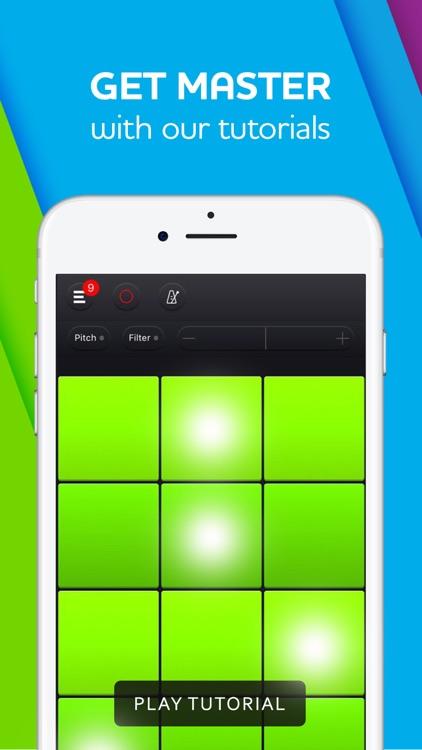 Trap 12 Pads - Music drum pad screenshot-3