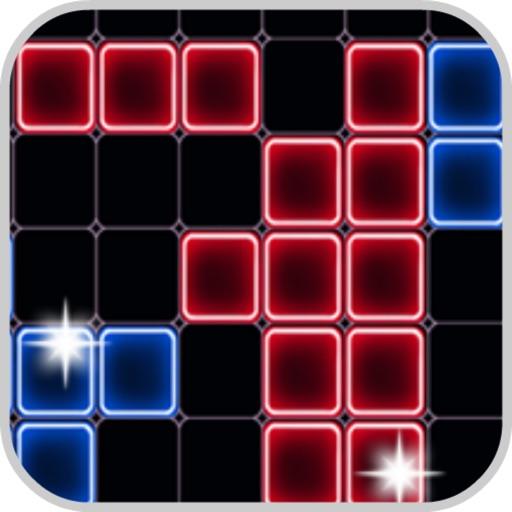 Neon Color Block Puzzle 2