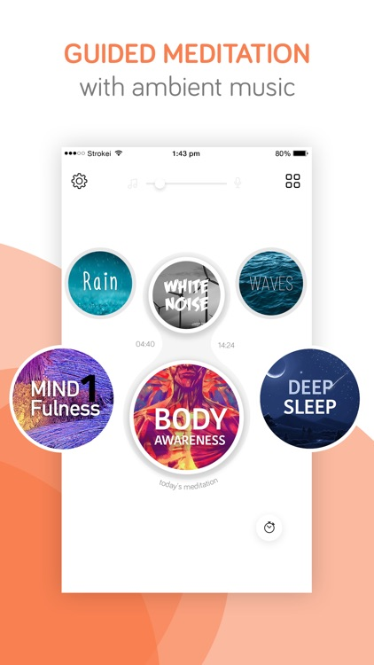Mindfulness App by Daily10