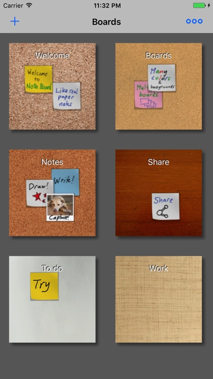 Note Board: Instant Notes