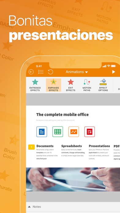 download OfficeSuite PRO Mobile Office apps 1