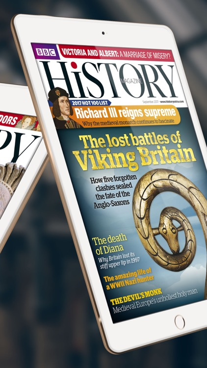 BBC History Magazine screenshot-3