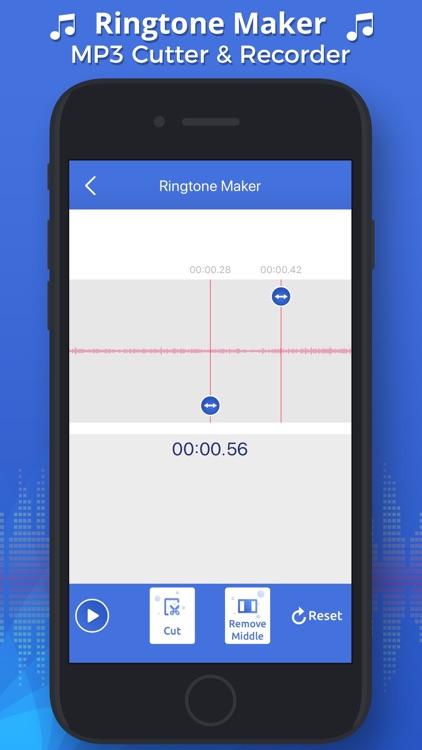 Ringtone Maker & M4A Editor