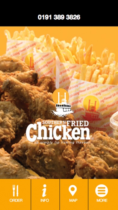 Southern Fried Chicken - Chester Le Street screenshot one