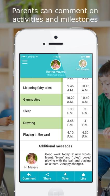 Kids Diary App