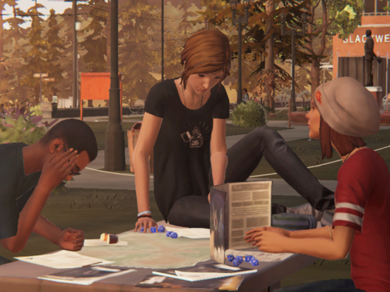 Life is Strange: Before Storm screenshot 8