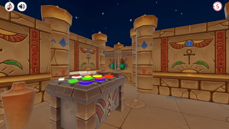 Ancient Egypt: puzzle escape screenshot-3