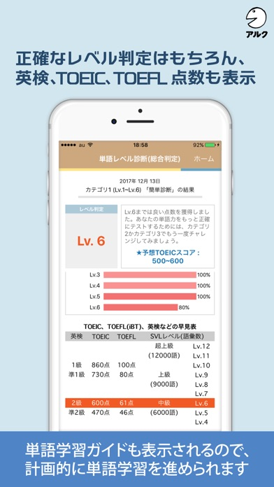 キクタン TOEIC®【All-in-On... screenshot1