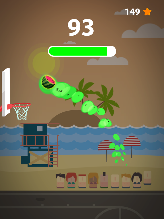 Tap Dunk - Basketball screenshot 9