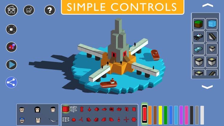 Blox 3D City Creator screenshot-4