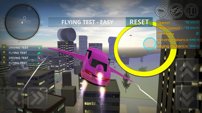 Flying Car Simulator 2018 On The App Store