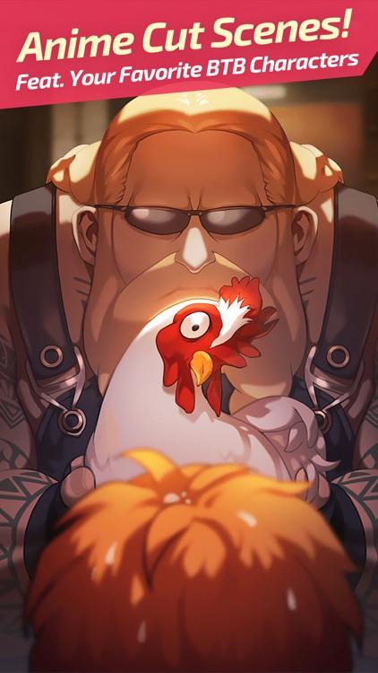 Blustone 2: #1 Anime Game screenshot-4