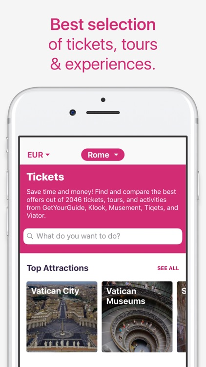 Tickets by Ulmon screenshot-0