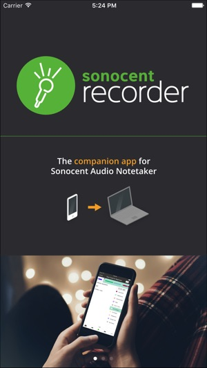 Sonocent Recorder on the App Store