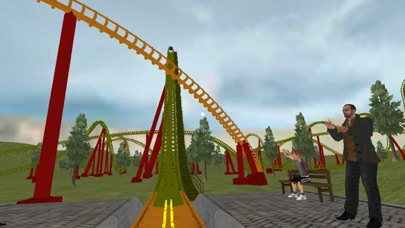 Roller Coaster Sim Tycoon VR screenshot four