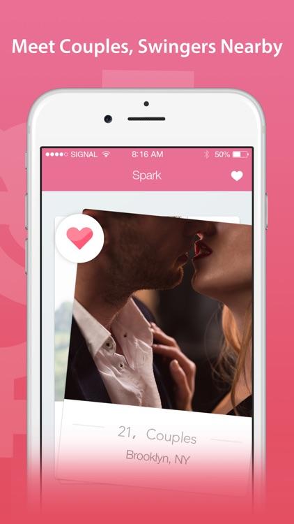free threesome app