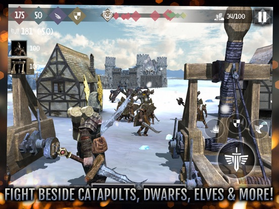 Игра Heroes and Castles 2