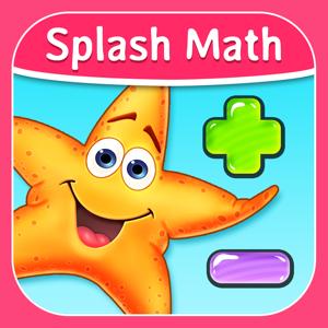 1st Grade Math Learning Games ios app
