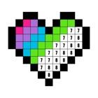 Colorea por números icon