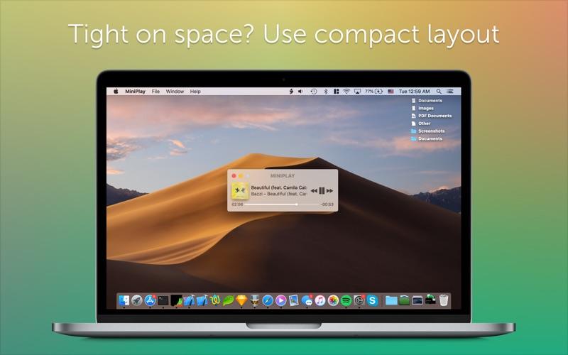 MiniPlay Screenshot