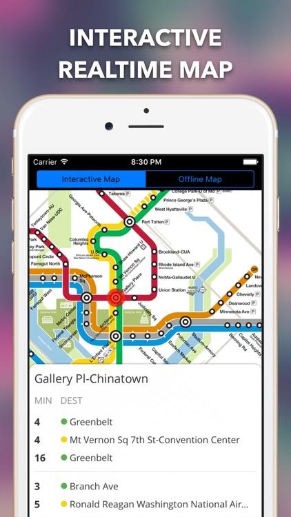 DC Metro Pro screenshot-0