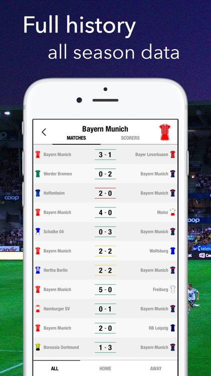 Live Football for Bundesliga screenshot-3