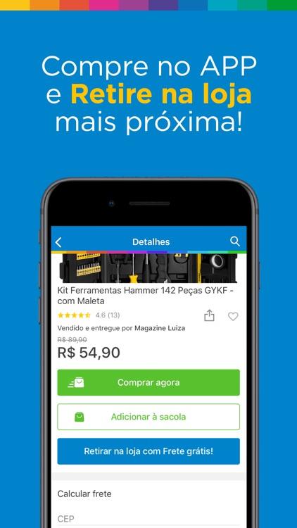 Magazine Luiza: Comprar Online screenshot-3