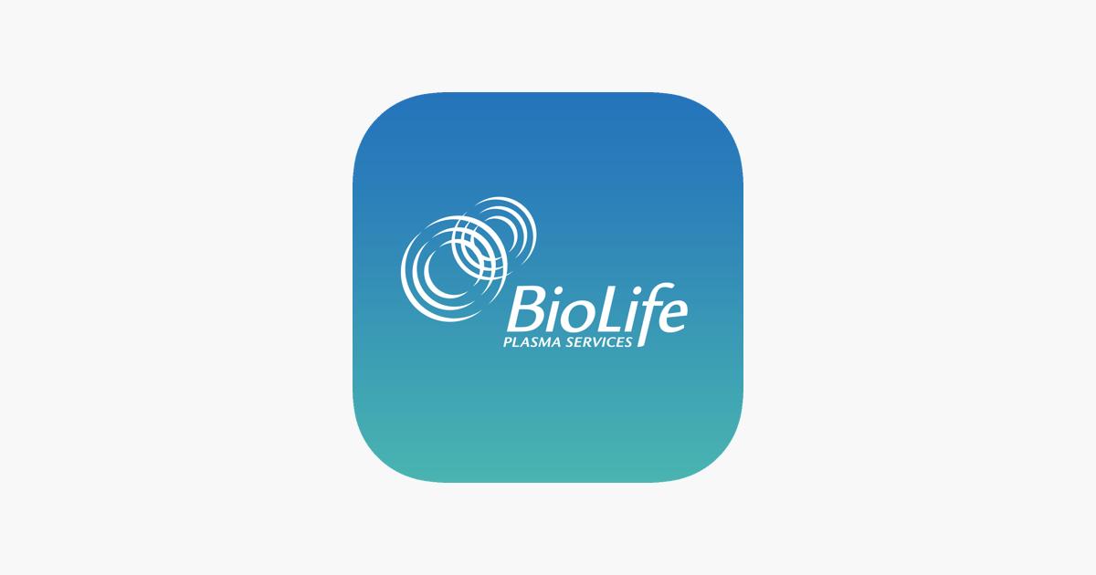 Biolife Plasma Services On The App Store