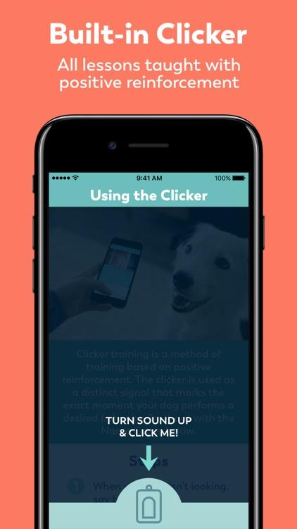 Puppr - Dog Training & Tricks screenshot-4